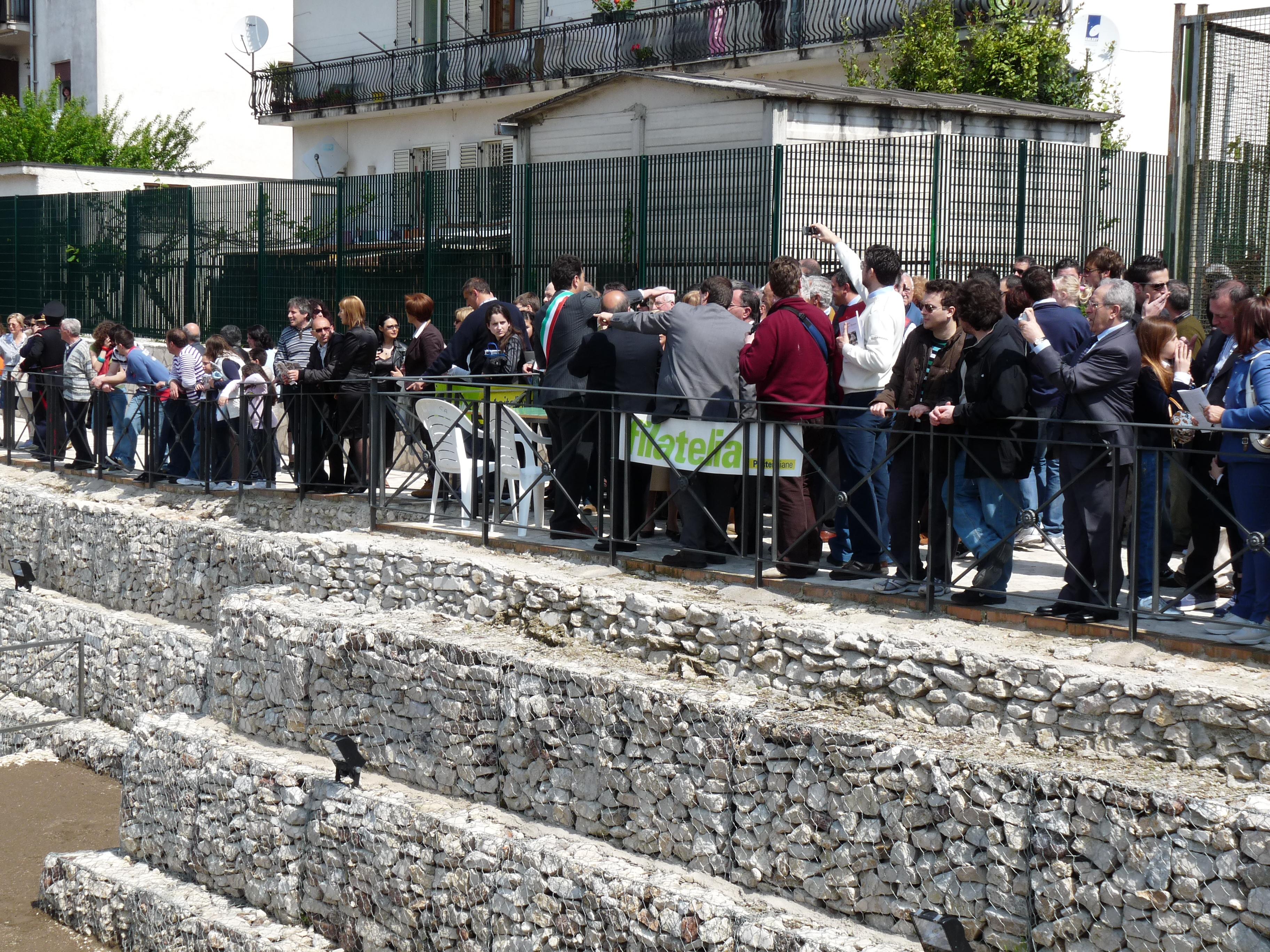 Anfiteatro romano - 09.04.25 (32).JPG