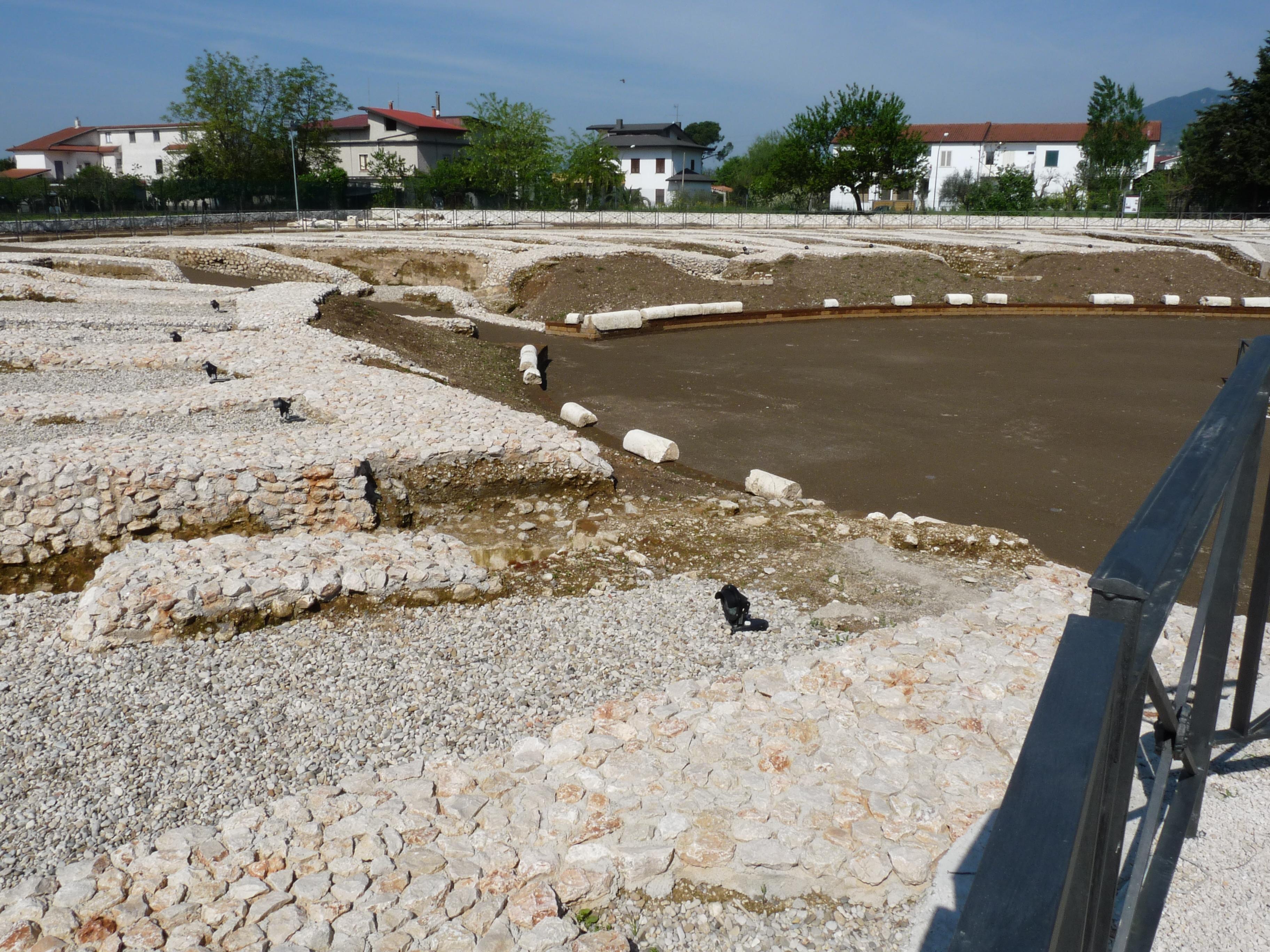 Anfiteatro romano - 09.04.25 (14).JPG