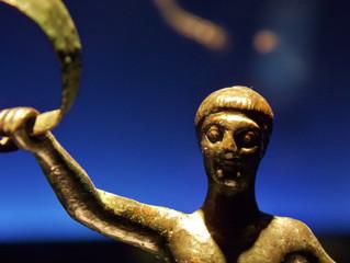 """Il Corridore del Monte Cila: un """"giovanetto"""" di 2.500 anni."""