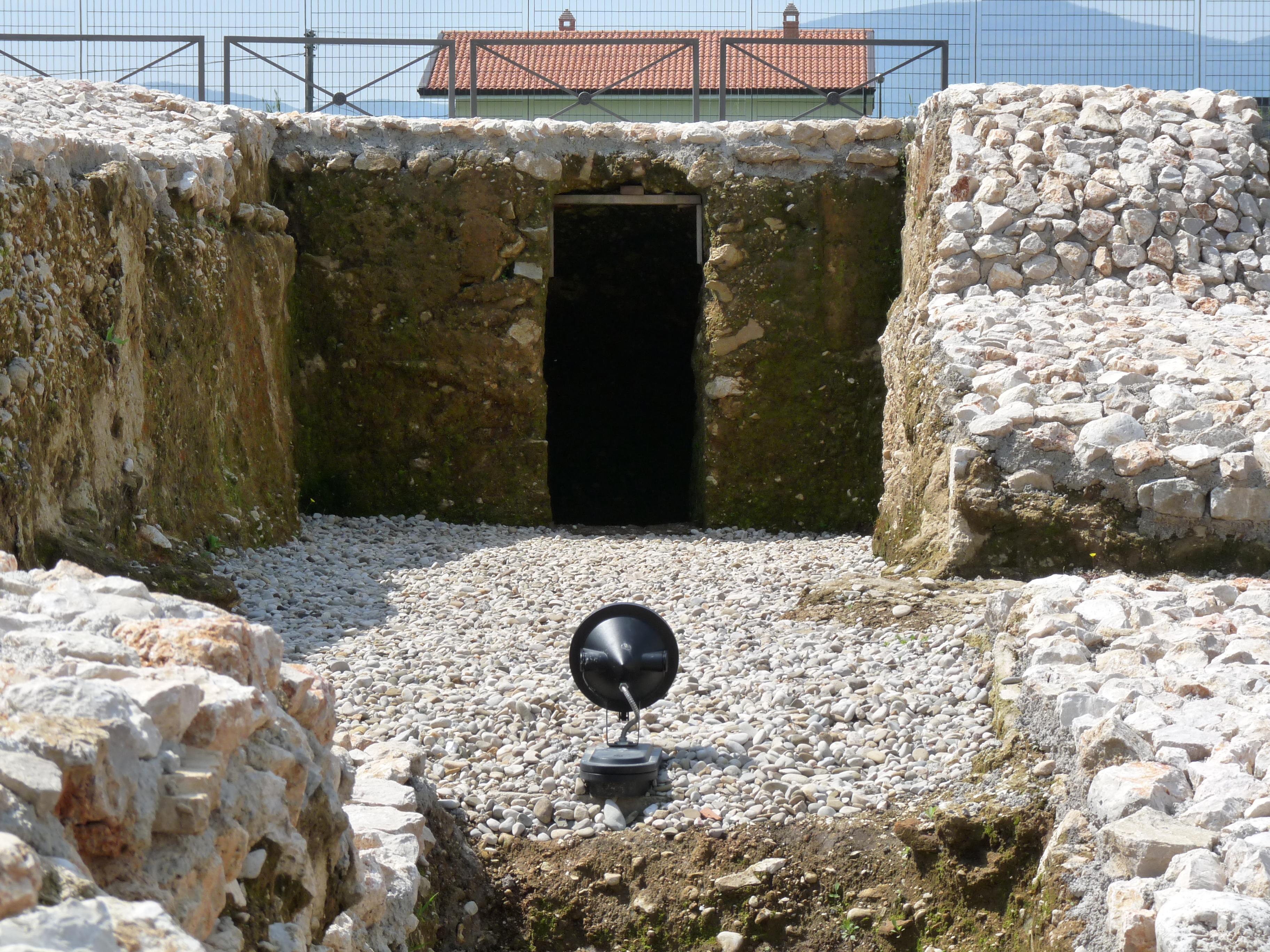 Anfiteatro romano - 09.04.25 (33).JPG