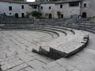 Parco archeologico di Saepinum: una preziosa macchina del tempo