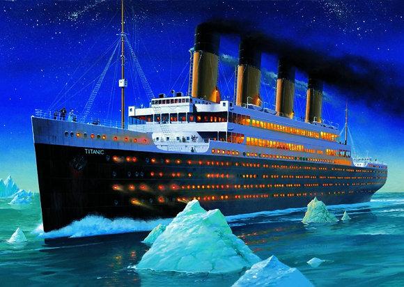 Puzzle 1000pcs - Titanic