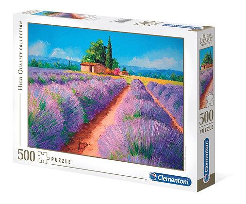 Puzzle 500pcs - Lavender