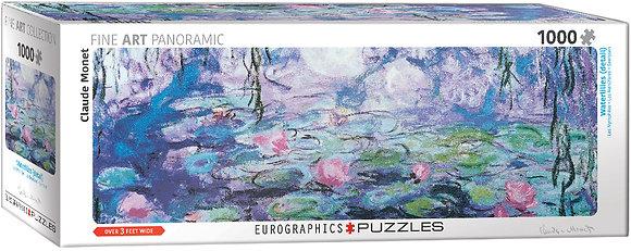Puzzle 1000pcs - Waterlilies by Monet