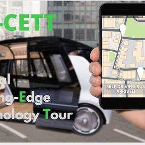 WSDOT (V-CETT) VIRTUAL CUTTING EDGE TECHNOLOGY TOURS