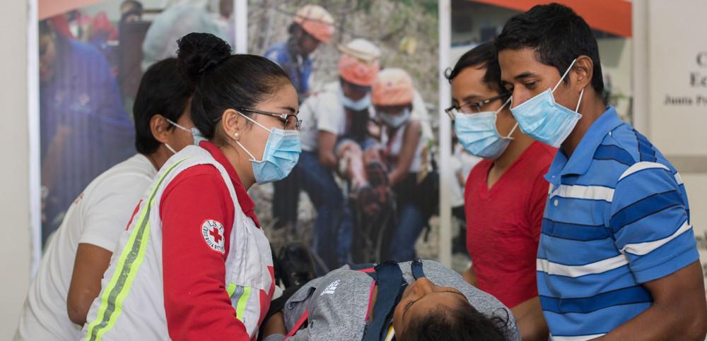 CURSOS DE PRIMEROS AUXILIOS Y ASISTENCIA PRE HOSPITALARIA