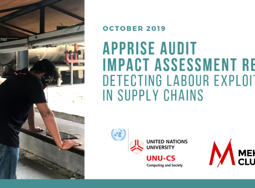 Apprise Audit app impact assessment report: Using tech to improve worker interviews during audits