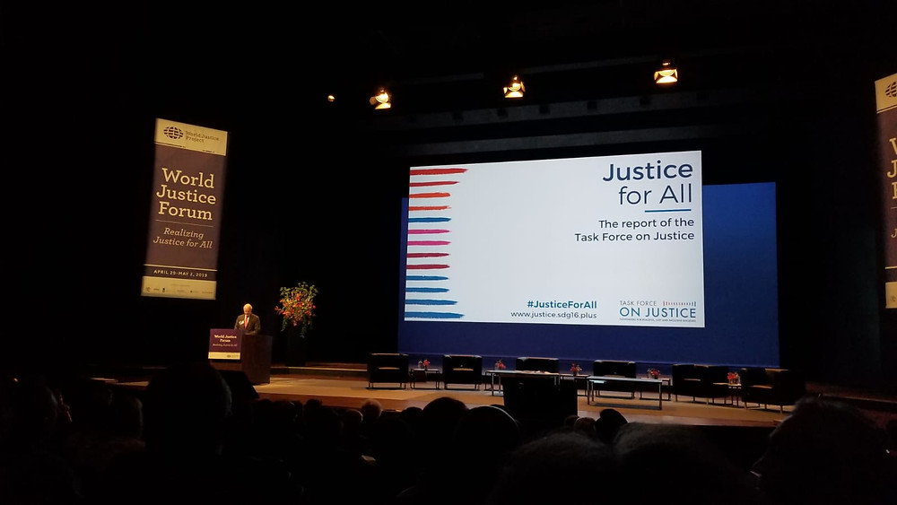 """Presentation """"Justice for All"""""""