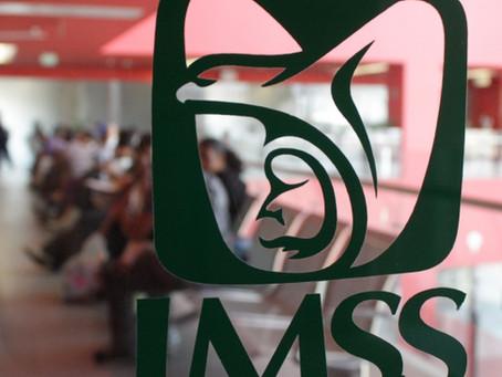 Suspende IMSS temporalmente actividades de revisión