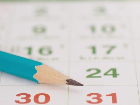 Obligaciones fiscales para el cierre de ejercicio