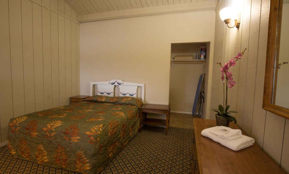 Dorm Apartment Interior