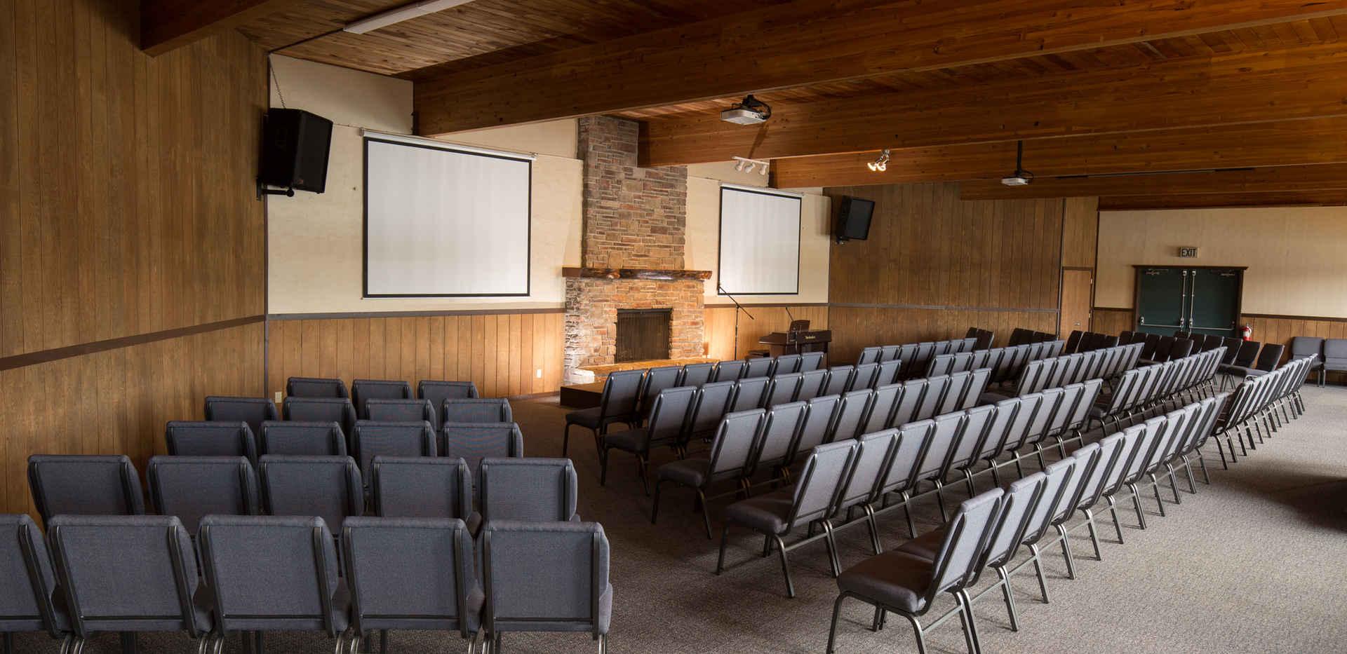 Maple Auditorium