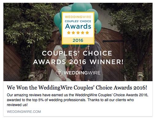 2016 COUPLES CHOICE