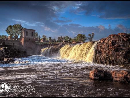 We Love The Falls!