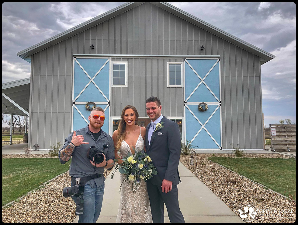 Blue Haven Barn Vow Renewal Wedding Show