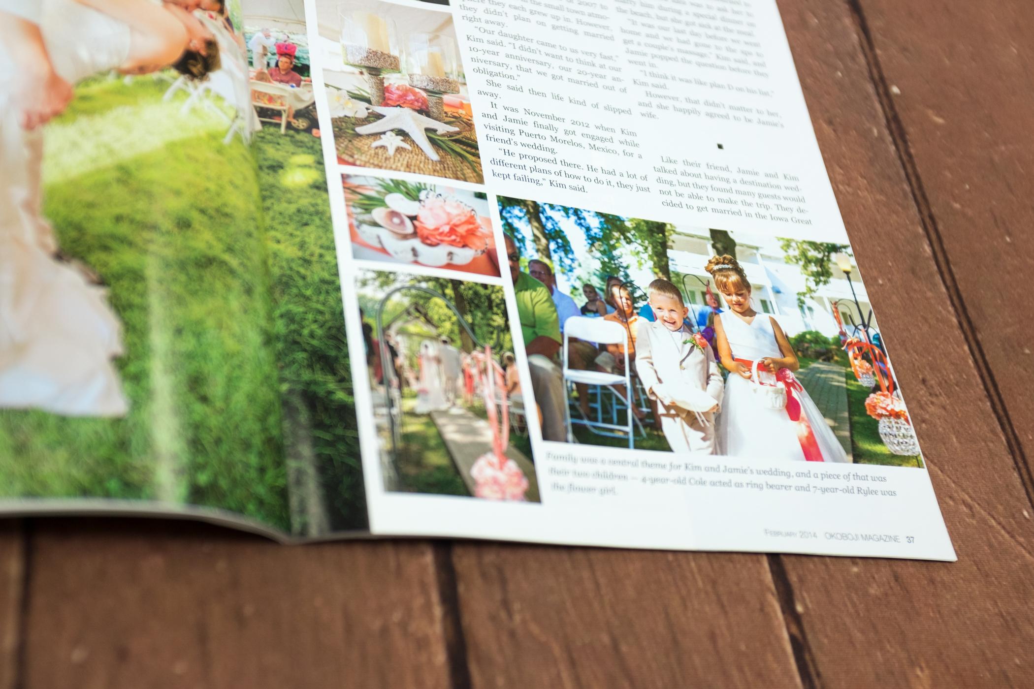 Okiboji  Weddings