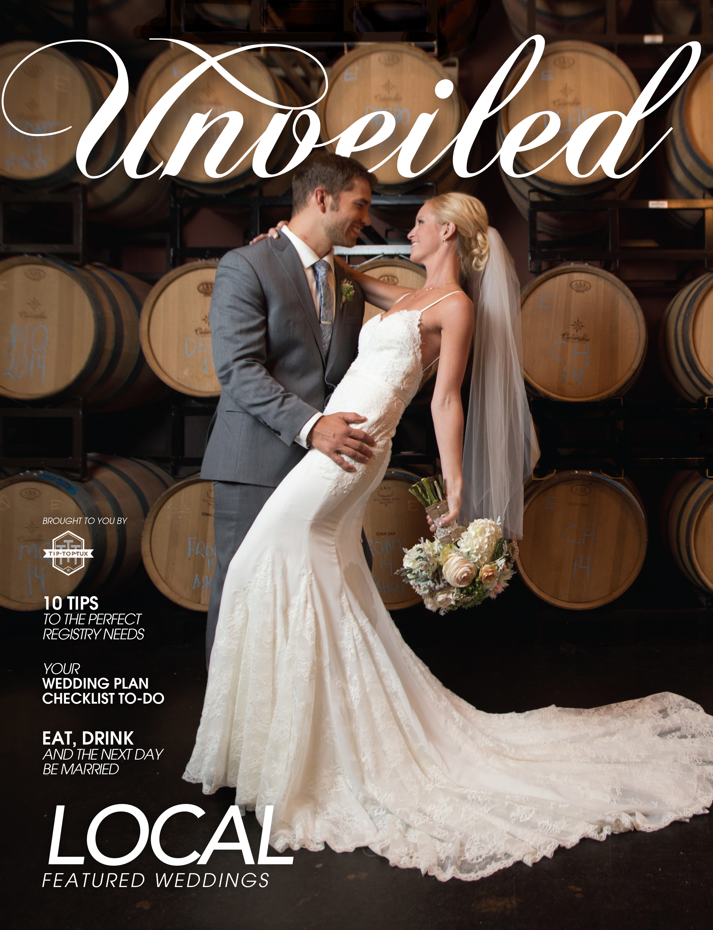 Front Cover - Unveiled