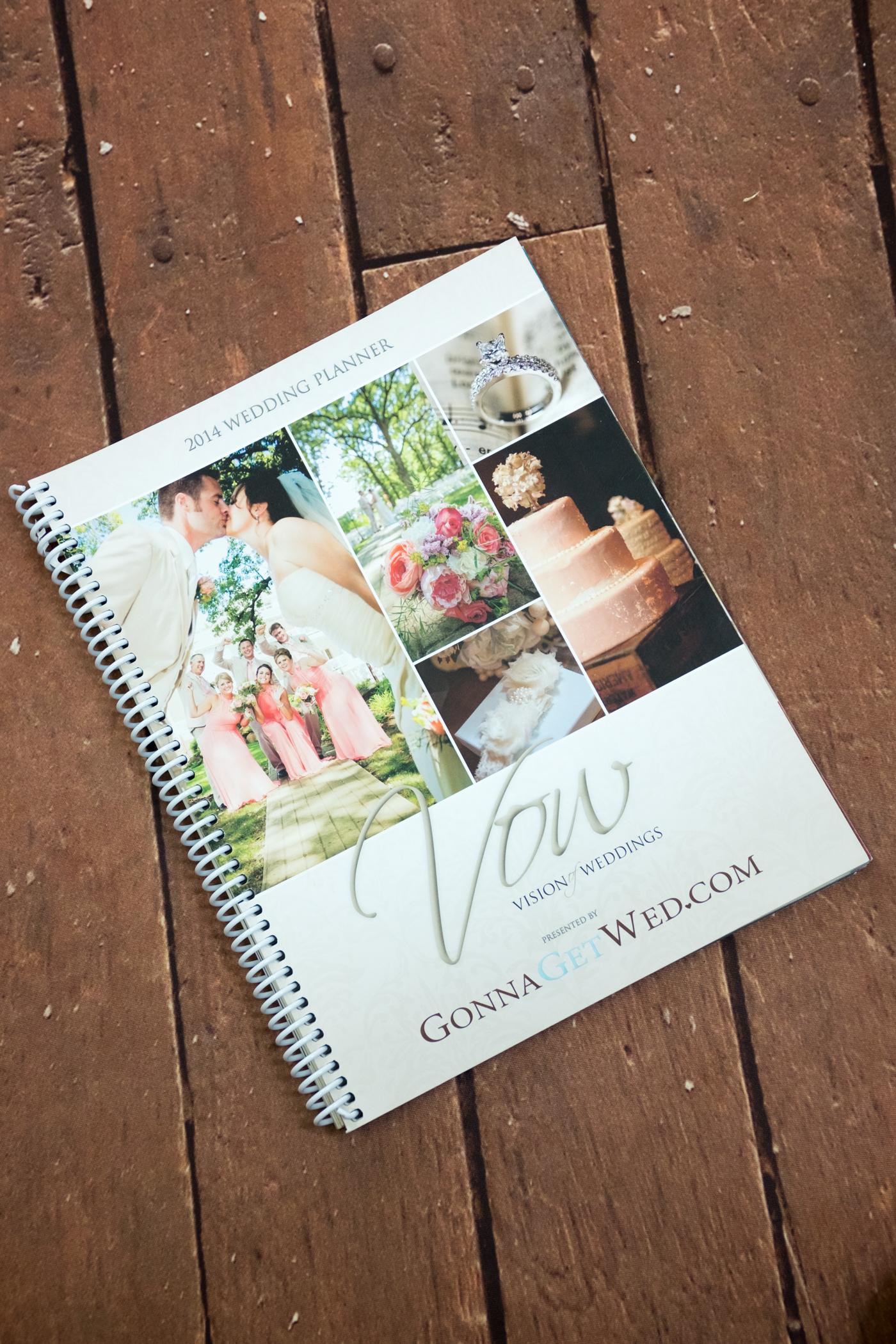 The Vow Wedding Magazine