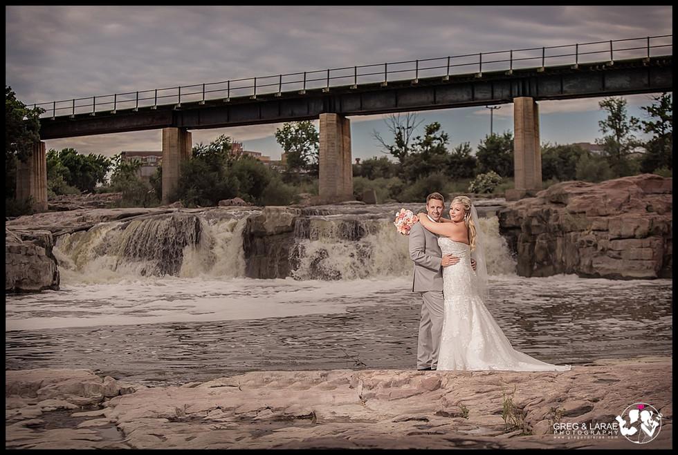 Stephanie & Charlie Wedding