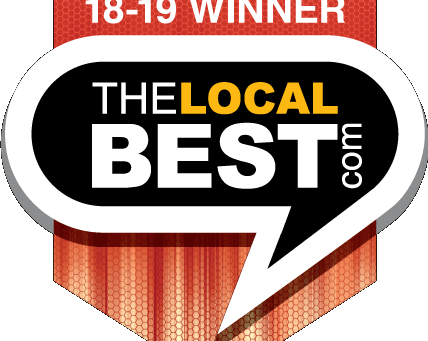 Voted The Local Best 2019