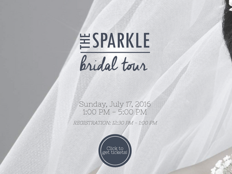 The SPARKLE Bridal Tour