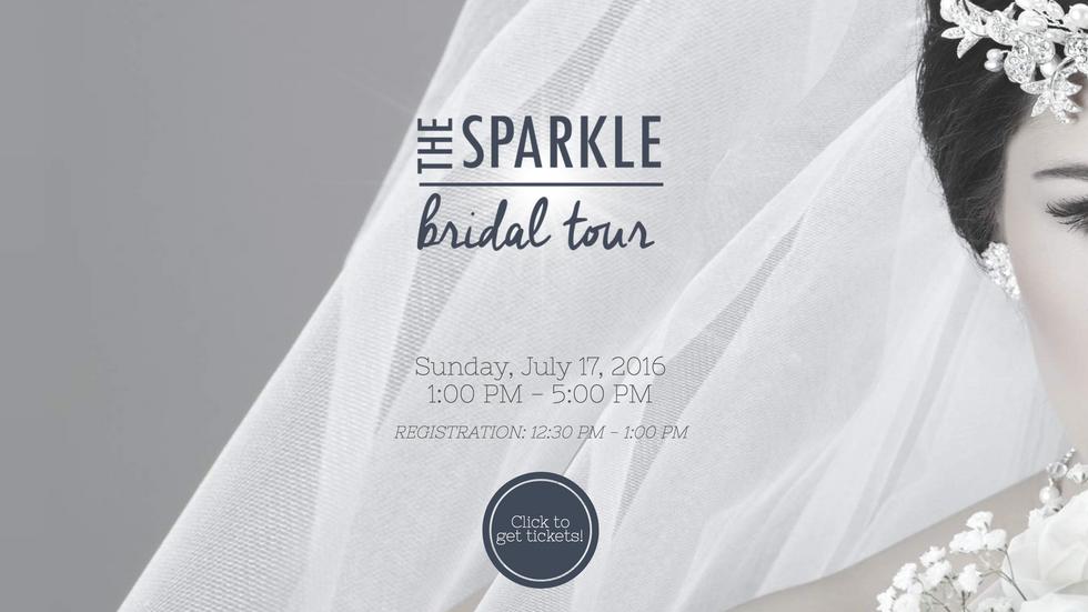 The SPARKLE Bridal Tour