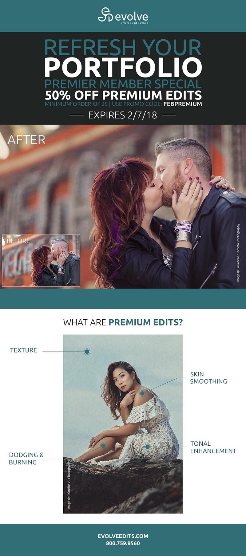 Evolve Edit Image G&L