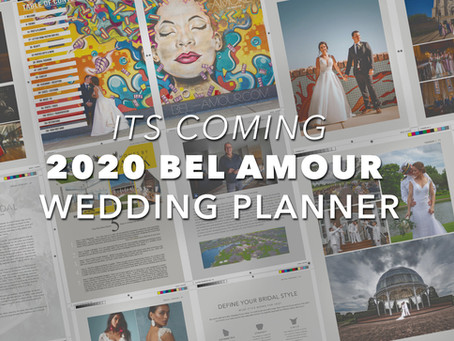 Bel Amour Has Gone To Print
