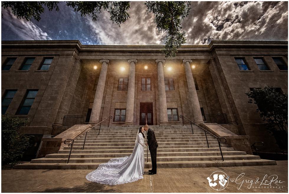 Jacquelyn & Isaac Wedding