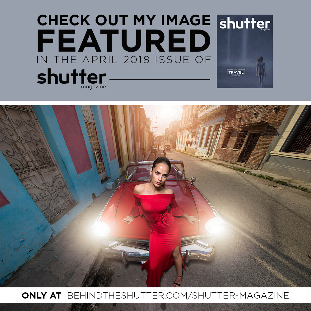 Featured in Shutter Magazine