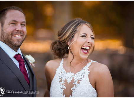Fall Wedding - Sioux Falls