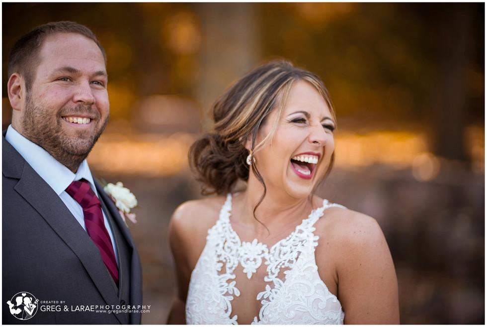 Fall Wedding - Sioux Falls