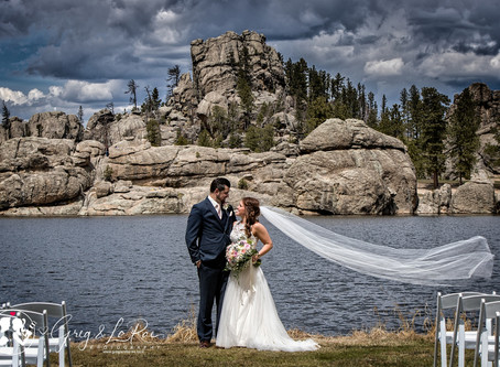 Caitlin & David | High Country Guest Ranch + Sylvan Lake