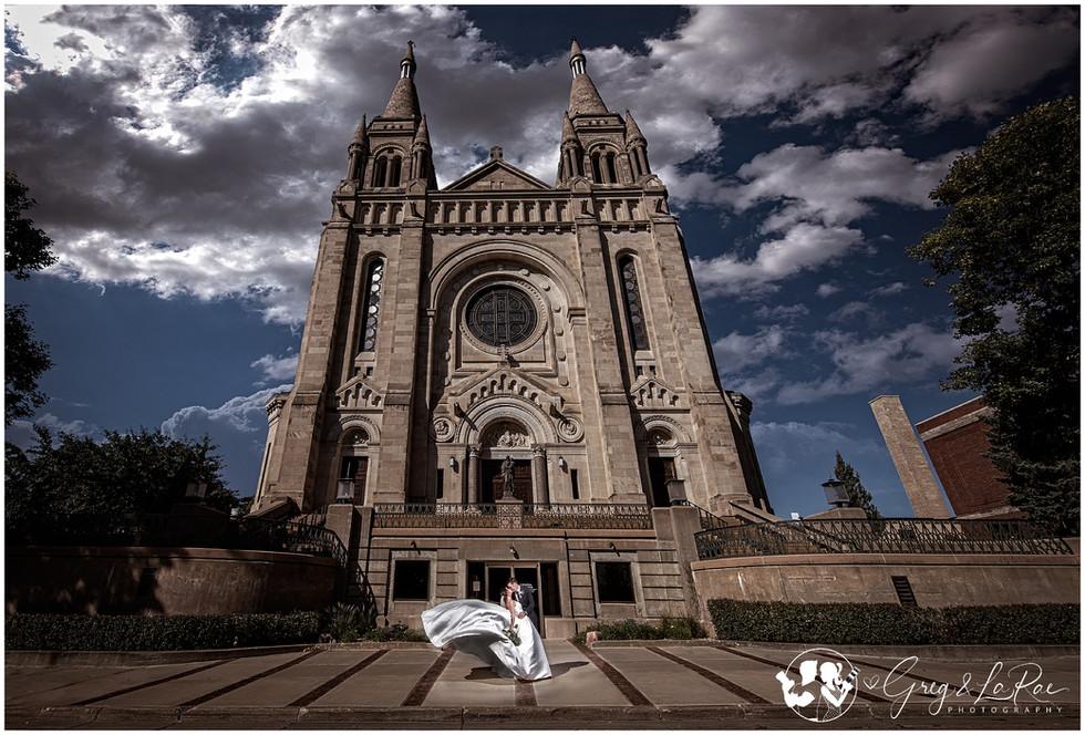 Sioux Falls Wedding