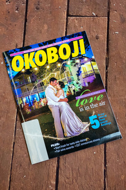 Okiboji Front Cover
