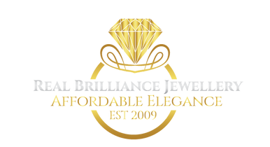 Real Brilliance Jewellery Affordable Elegance Logo