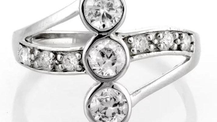 Triple Hilton Ring