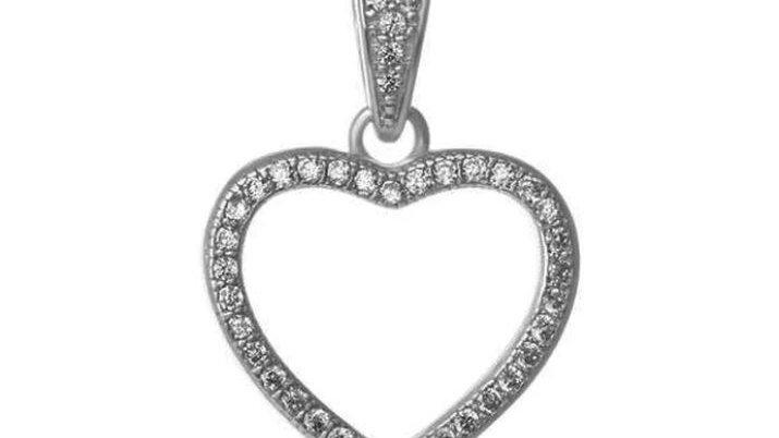 Soraya Heart Pendant