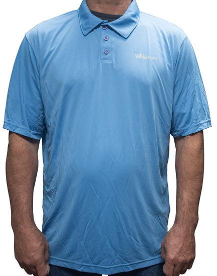 Augusta 5017 Vital Polo Carolina Blue