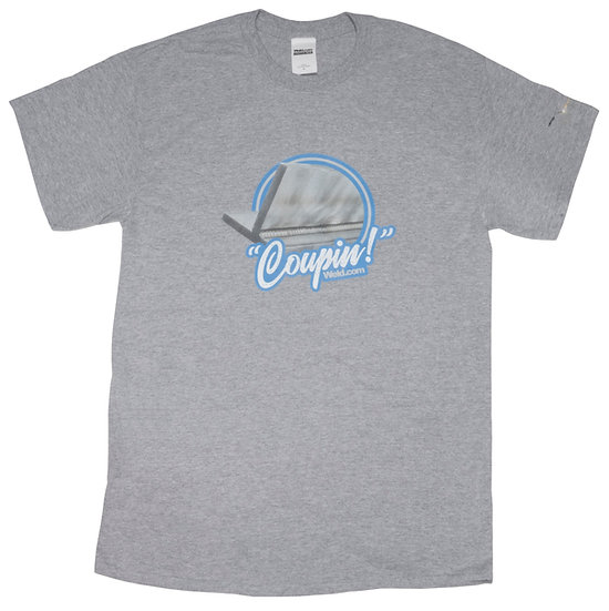 Gildan 5000 Sport Gray T-Shirt