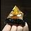 Thumbnail: Black Tourmaline + Shri Yantra Orgone Pyramid