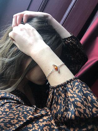 Bracelet Andréa argent