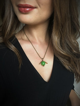 Collier Andréa bronze