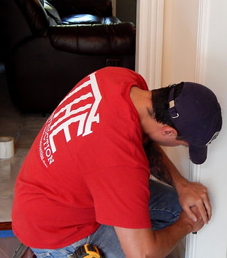 Perofmring Repairs
