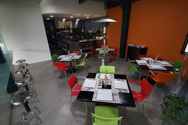 Restaurante Birdie de Ajusco Golf