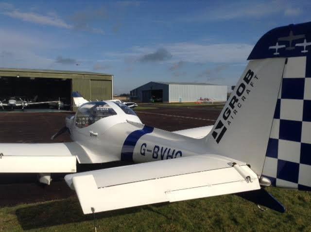 Aeros GROB G115D 2