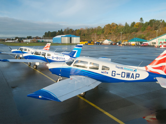 Tayside Aviation announces partnership with Cat3C