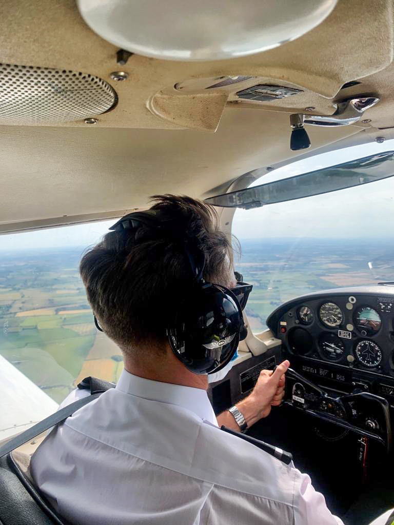 Alessandro Paletta Flight Deck