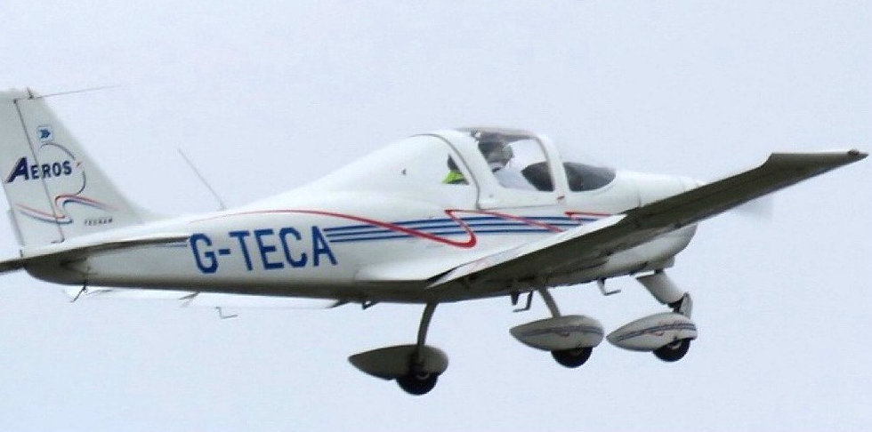 Aeros Tecnam P2002JF