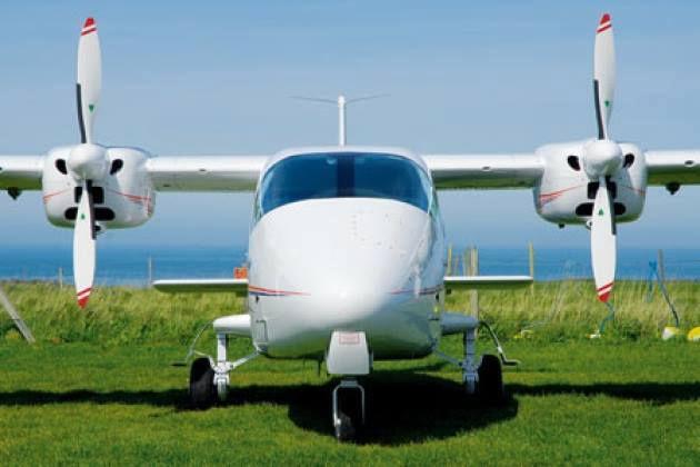Aeros Tecnam P2006T